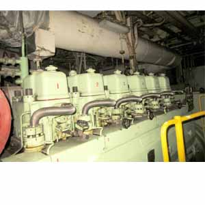 Sulzer 6 ATL 25 D