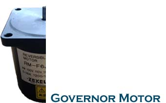 GOVERNOR MOTOR