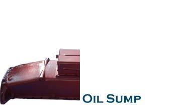 OIL SUMP DETUZ 816 340 x 210