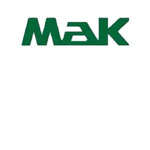 Mak 453 c Main Engine