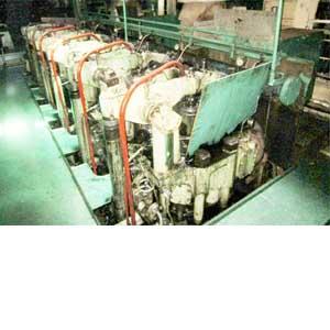 Mitsubishi 6uec 52-105 D